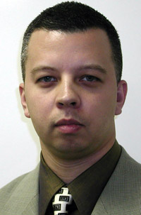 Anthony Lebron (BS '03), 3rd Vice President