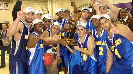 2007-08 CUNYAC Champions