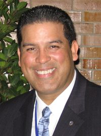 Daniel Cabrera, Jr. (MPA '93, BS '87), Washington, DC Coordinator