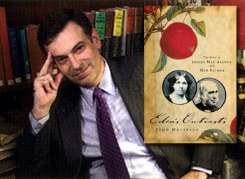 Professor John Matteson Wins Pulitzer Prize for Biography