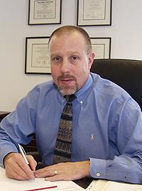 Frank Straub (PhD '97, MA '90), Westchester Coordinator