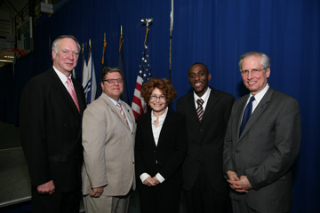 2009 Reunion Honorees