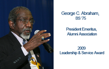 George C. Abraham, BS '75