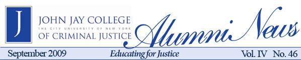 John Jay College Alumni News