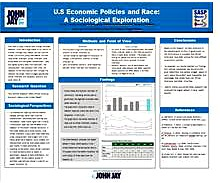 U.S ECONOMIC POLICIES AND RACE: A SOCIOLOGICAL EXPLORATION