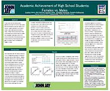 ACADEMIC ACHIEVEMENT OF HIGH SCHOOL STUDENTS: FEMALES VS. MALES