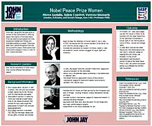 NOBEL PEACE PRIZE WOMEN