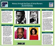 HISTORY THROUGH THE EYES OF ANITA ROMERO