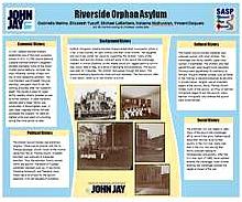 RIVERSIDE ORPHAN ASYLUM