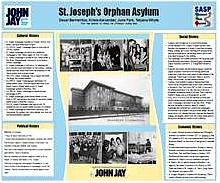 ST. JOSEPH'S ORPHAN ASYLUM
