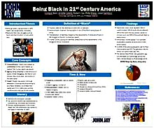 BEING BLACK IN 21St CENTURY AMERICA