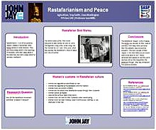 RASTAFARIANISM AND PEACE