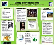 SLAVERY: HISTORY REPEATS ITSELF