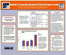 STUDENTS' ECONOMIC STATUS & THEIR STRESS LEVELS
