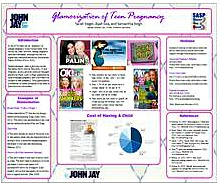 GLAMORIZATION OF TEEN PREGNANCY