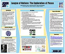 LEAGUE OF NATIONS: THE EXPLORATION OF PEACE