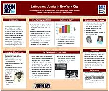LATINOS AND JUSTICE IN NEW YORK CITY