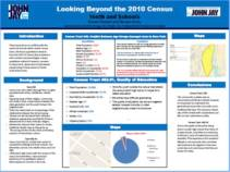 BEYOND 2010 CENSUS: YOUTH AND SCHOOLS