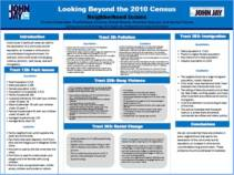 BEYOND 2010 CENSUS: NEIGHBORHOOD ISSUES