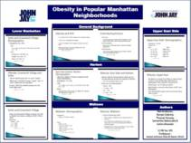OBESITY IN POPULAR MANHATTAN NEIGHBORHOODS