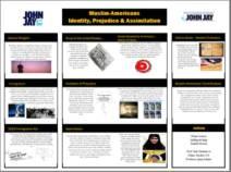 MUSLIM AMERICANS: IDENTITY, PREJUDICE, AND ASSIMILATION