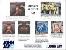 OUTSIDER AND STREET ART