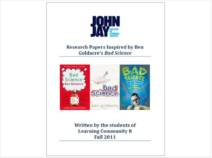 BOOK: RESEARCH PAPERS INSPIRED BY GOLDACRE'S BAD SCIENCE