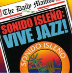 "Cover of ""Sonido Isleno: Vive Jazz"""