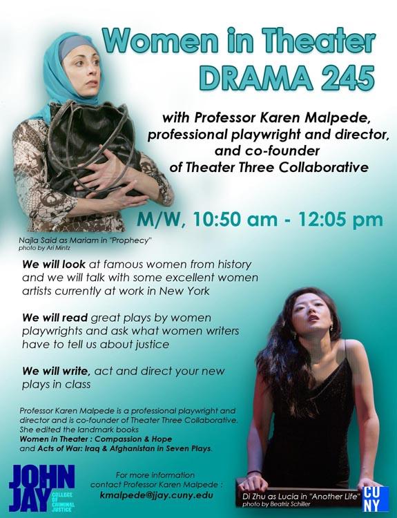 DRA 245 Women