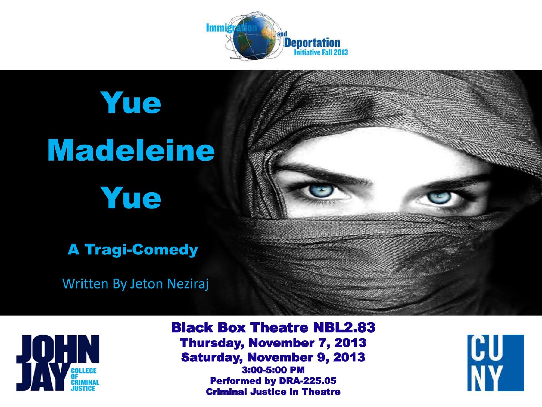 Yue Madeleine