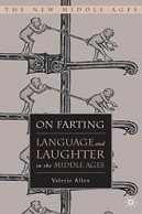 book cover On Farting: Language and Laughter in the Middle Ages
