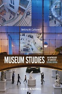 book cover Museum Studies: An Anthology of Contexts, 2nd Edition