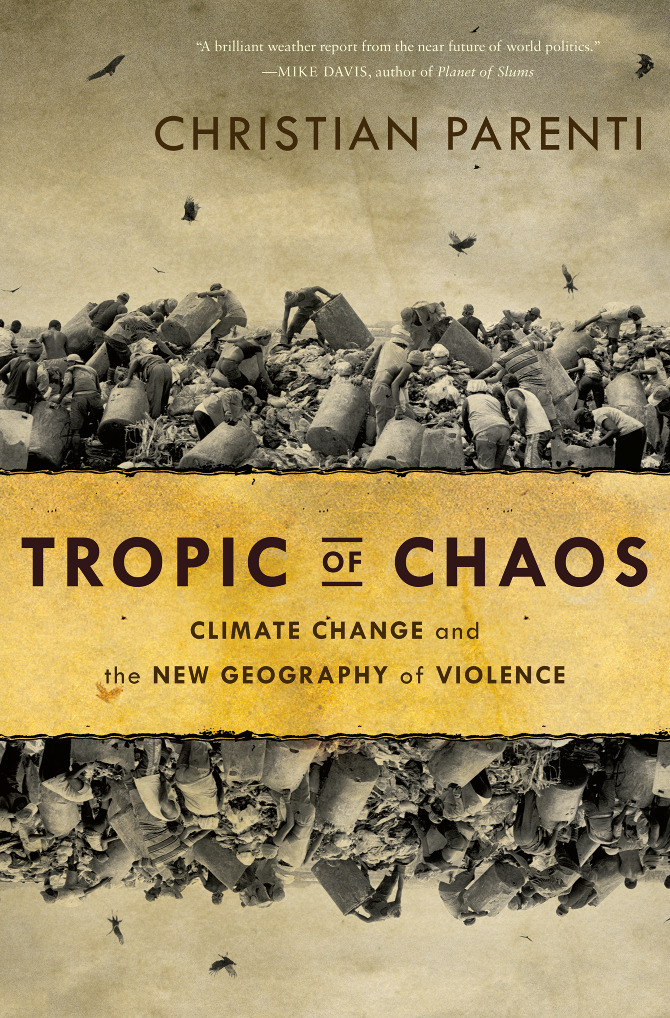 Tropic of Chaos flyer