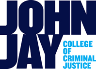 John Jay College logo links to John Jay College website