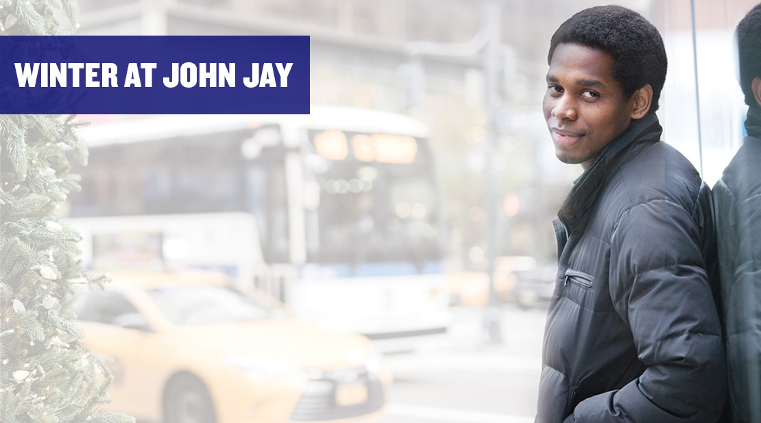 John Jay Winter 2020.Winter At John Jay